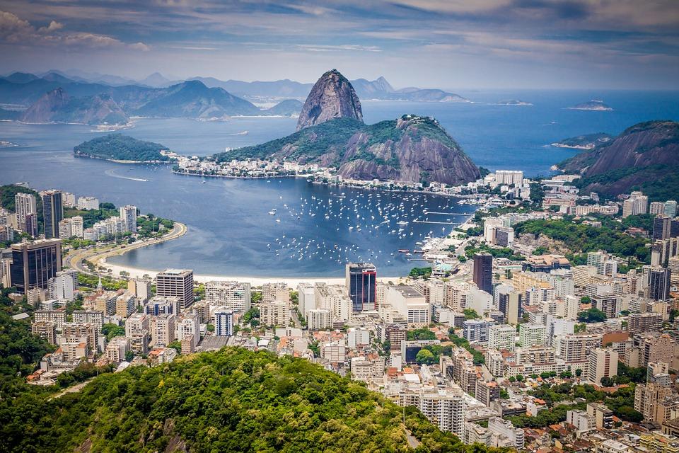 фото стран южной америки центр город зима