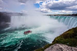 День 7. Продолжение знакомства с водопадами, обзорные площадки. Лицензия CC0 Creative Commons, автор Pexels