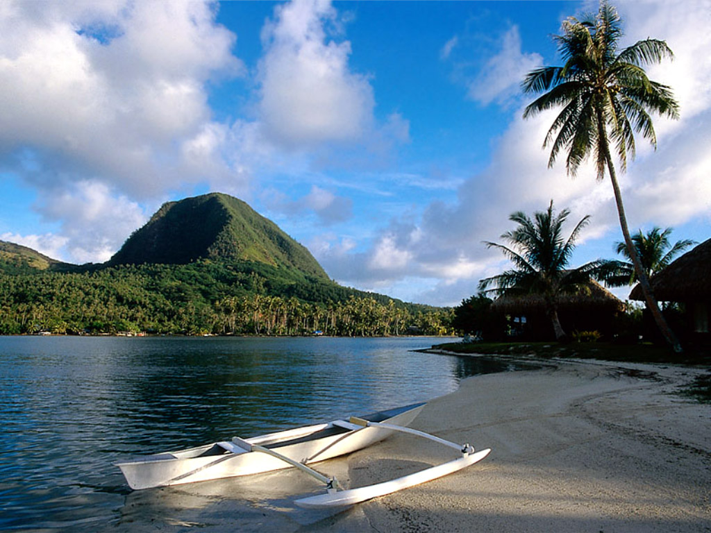 other polinesian islands Huahine
