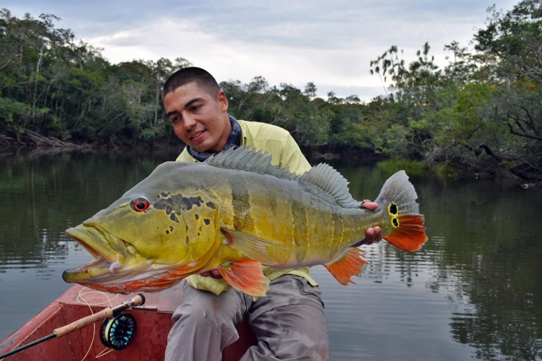 рыбаки в тропиках